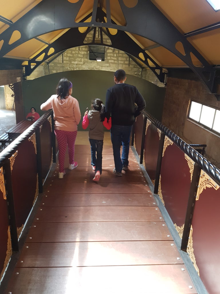 Exploring the New Elgin Railway Market